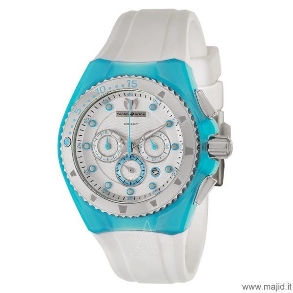 TechnoMarine Cruise Original Beach Chronograph Ref. 109014 - Turquoise -