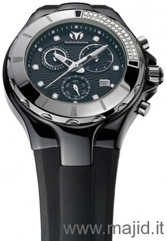 TechnoMarine Cruise Ceramic Sport Ref. 110029 - Nero -
