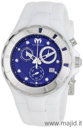 TechnoMarine Cruise Ceramic Sport Ref. 110077 - Bianco -