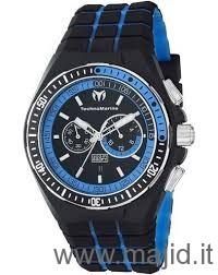 TechnoMarine Cruise Sport Chronograph Ref. 111029 - Blu/Nero -