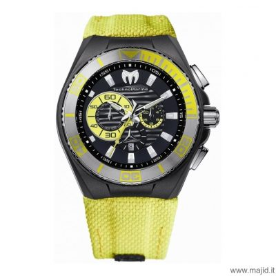 TechnoMarine Cruise Locker Ref. 112016 - Giallo -