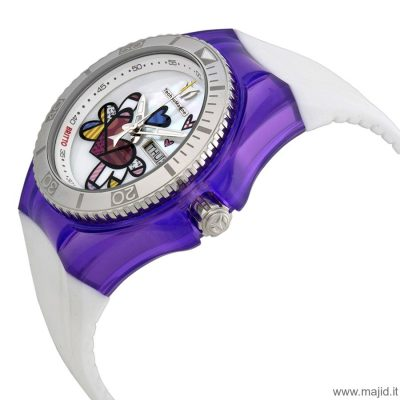 "TechnoMarine Cruise ""Love by Britto"" ref. 114002 - Madreperla -"