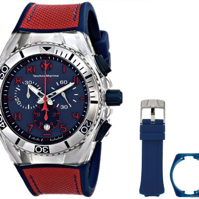 TechnoMarine Cruise California Ref. 114026 - rosso/blu -