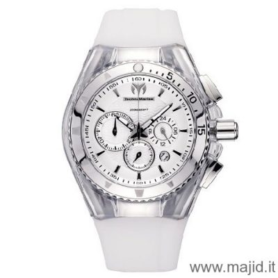 TechnoMarine Cruise Original Chronograph ref. 110046 - Bianco -