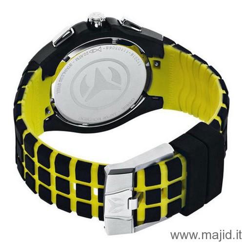 TechnoMarine Cruise Locker Ref. 112016 - Giallo -